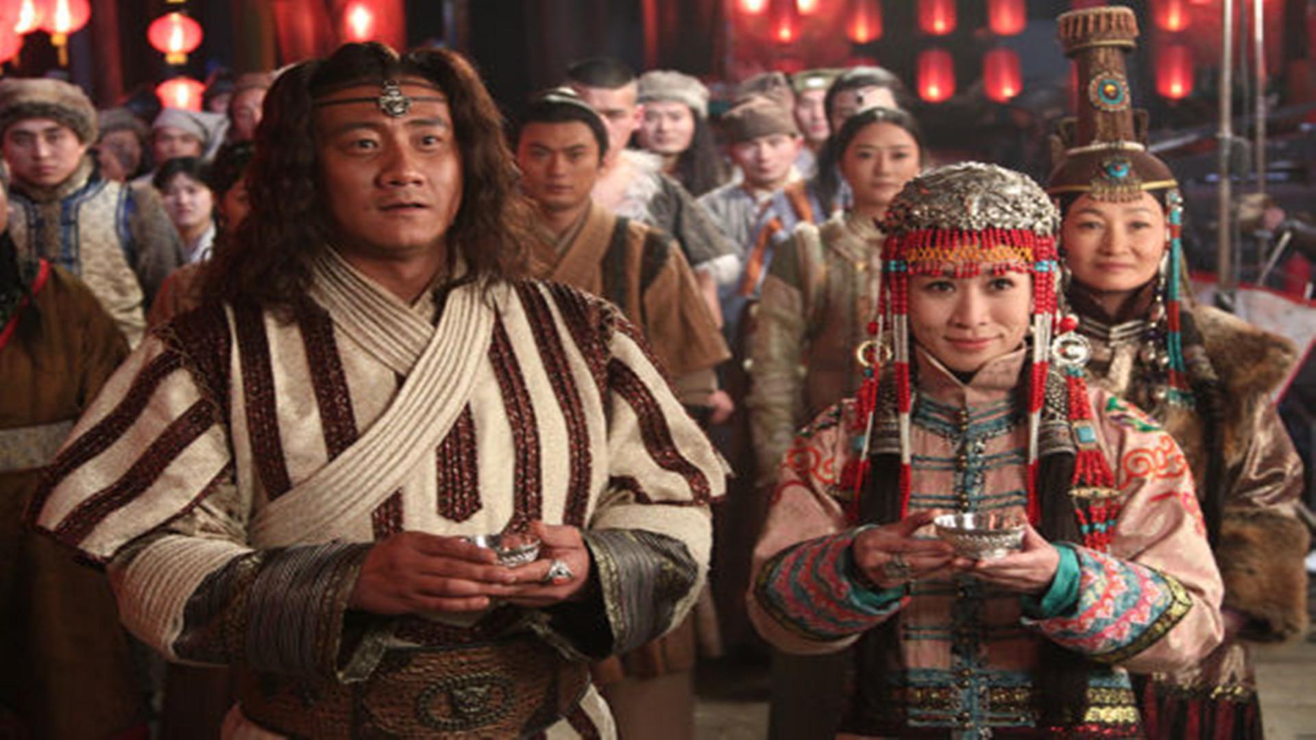 """此人是汉人将军,忽必烈见了都会叫声""""大哥"""",兵法上的造诣极高"""