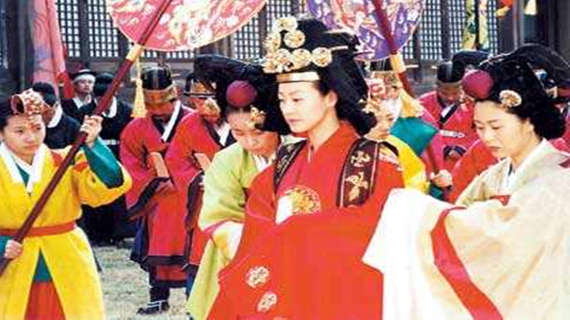 中国最霸气的时代,外国女子纷纷嫁到中国来