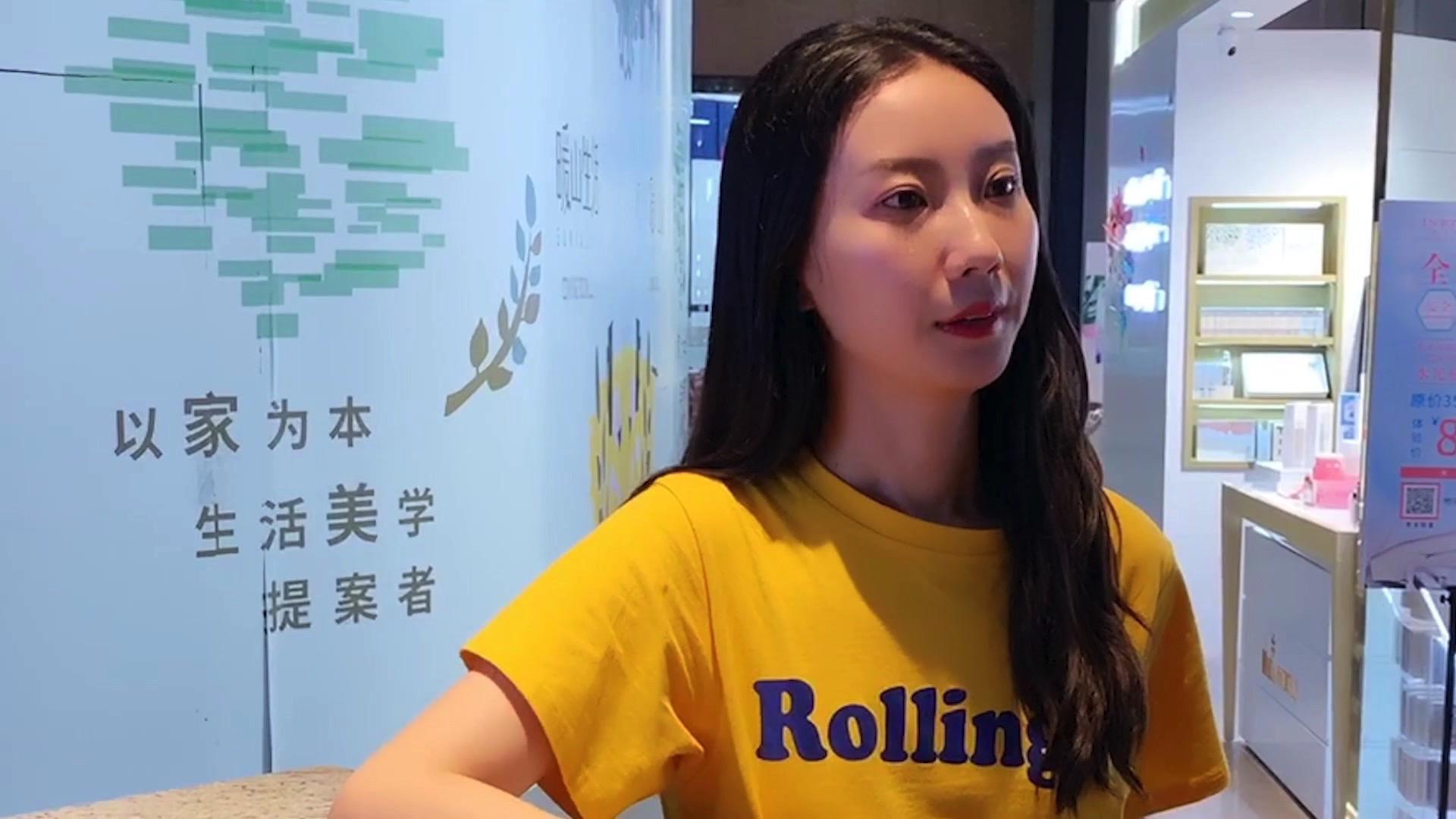 祝晓晗闺蜜:男朋友走丢,姑娘的举动太逗了,商场业务员瞬间懵了
