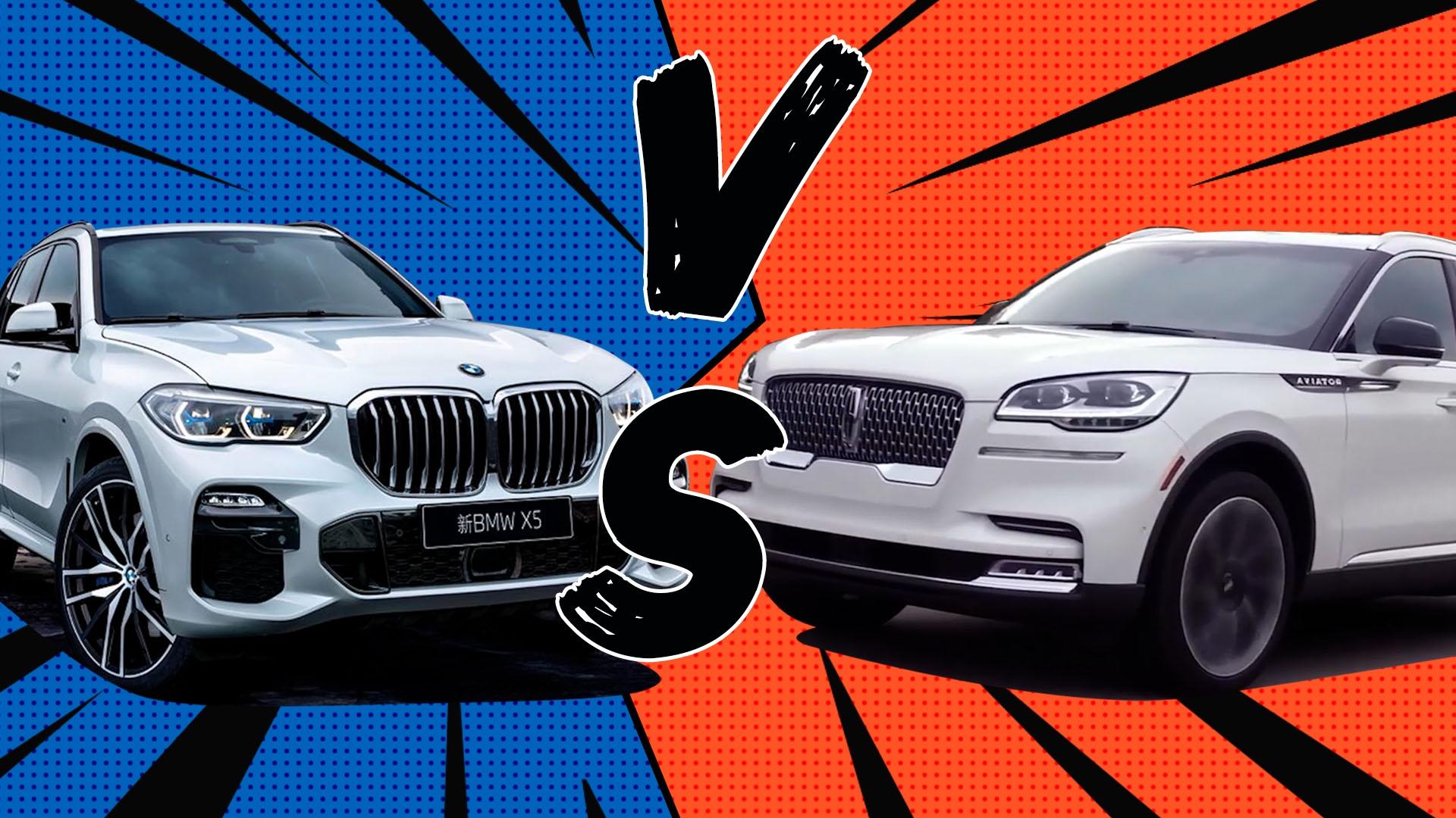 视频:对比林肯飞行家对比宝马X5,豪华品牌中大型SUV国产化大趋势?