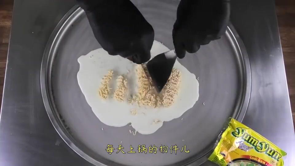 炫彩棒棒冰吃法2.0,老外加酸奶一顿爆炒,秒变美味冰淇淋!
