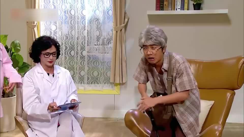 找王祖蓝演这角色就对了,假装耳聋,给金星都整神经!