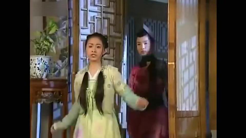 少年张三丰:三个女人一台戏!张君宝这是上辈子修来的福气,姑娘