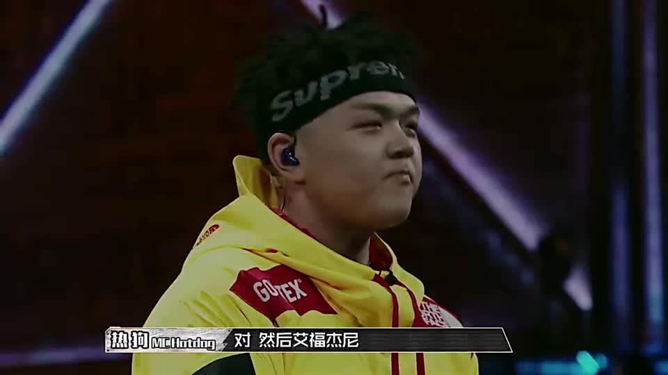中国有嘻哈:说唱选手里最像艺术家的,非蛋堡莫属!