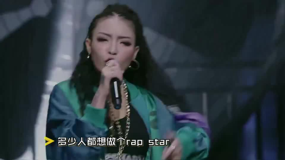 VAVA超嗨rap,张震岳:有点像蕾哈娜