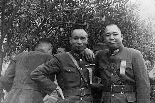 蒋介石多次请他收拾残局,他说陈诚在自己啥都不干,跳出内战漩涡