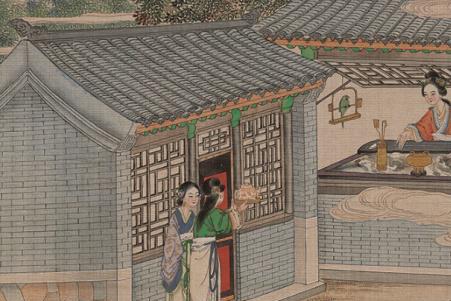 红楼梦:薛宝钗撵走昔日的盟友,不久就自扇耳光啪啪响,靠她奉养