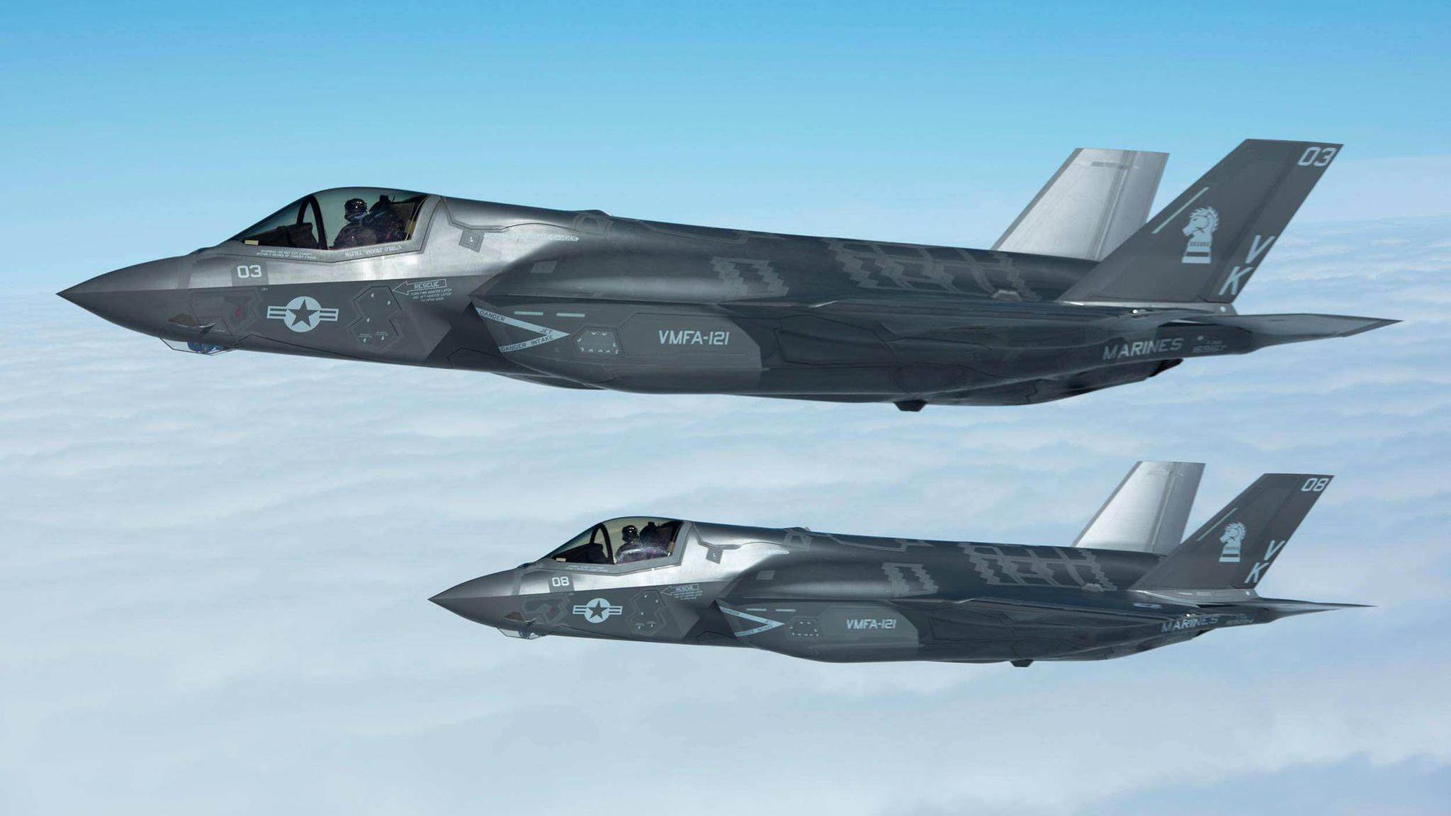 """洛马""""浑水摸鱼"""",将低价螺栓用在关键部位,难怪F-35问题不断"""