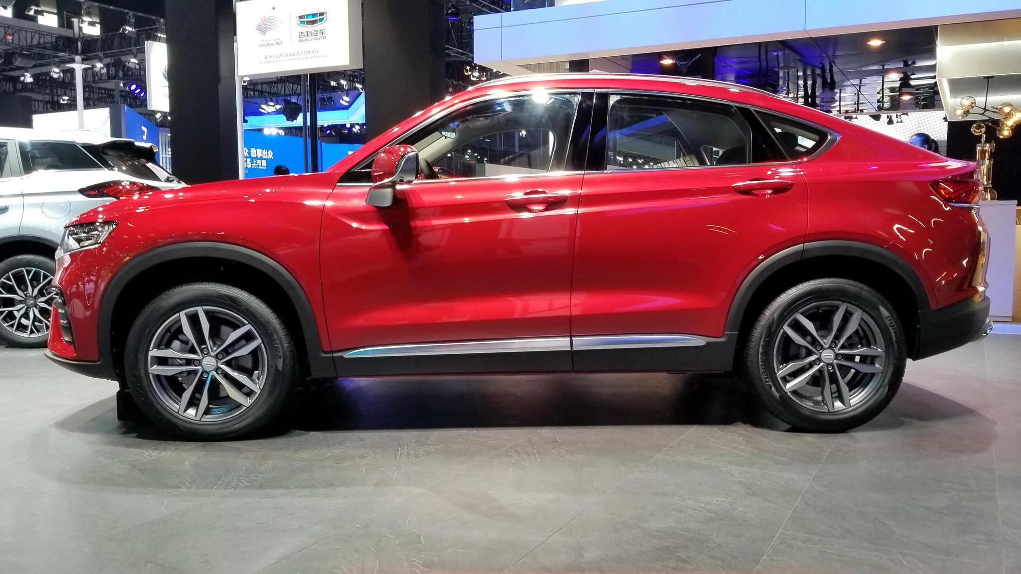 越来越多的车企开始造轿跑SUV?到底能不能买?搞清楚别选错了