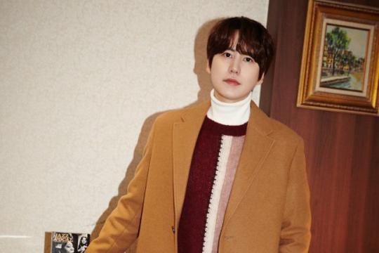 Superjunior曺圭贤将于1月26日推出数码单曲《Moving On》