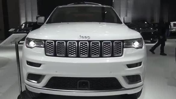 2020款全新Jeep Grand Cherokee , 时尚的王者, 霸气的化身