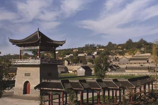 中国最大庄园康百万庄园,家族兴盛四百多年,比乔家大院大十多倍
