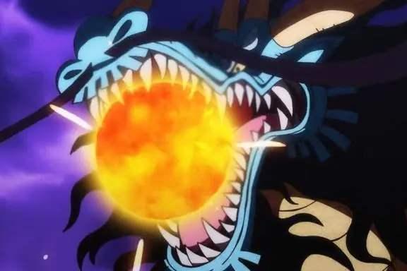 《海贼王》战斗力体系圆回来了,凯多一人敌一国,小紫将会便当?