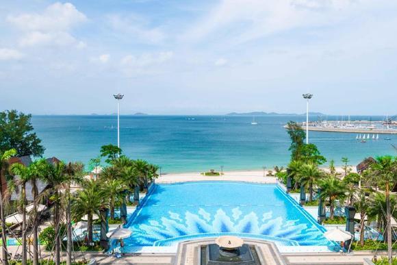 深圳最小众海滩之一,景美人少,这里才是珠三角的度假天堂!