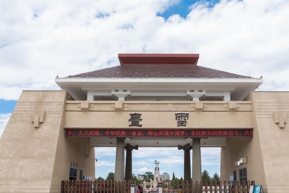 甘肃武威1800年的古墓,中国旅游标志马踏飞燕出自这里