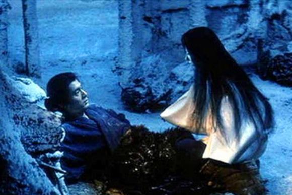 电影冷知识:为什么日本恐怖片中的女主角都必须留着长头发