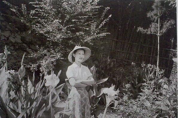 少帅女秘书赵一荻私房照:确实非常漂亮,陪伴张学良72年至死不渝