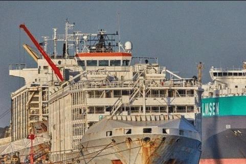 """日本上演""""幽灵船长"""",巨轮不翼而飞,43名船员和5800头牛消失"""