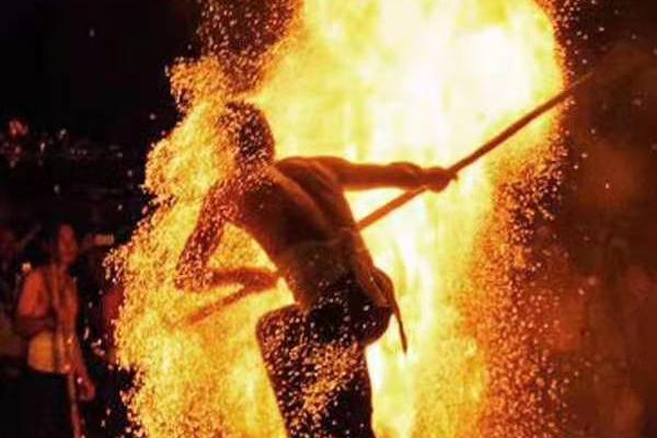 罗学成:千年非遗 磐安炼火