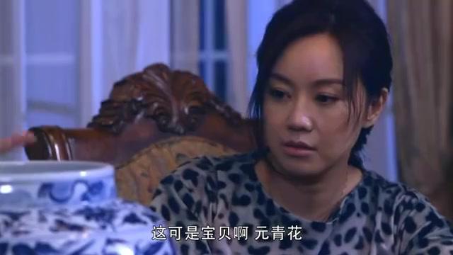 女子打破钻石王老五男友的古董,惨被赶出门,只能哭着去找前夫!