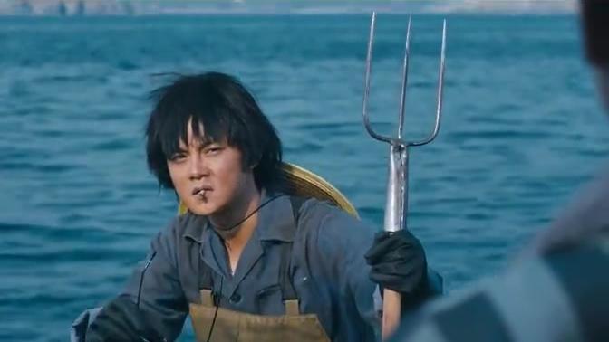 最惨的就是袁华了,混到最后做了渔夫!