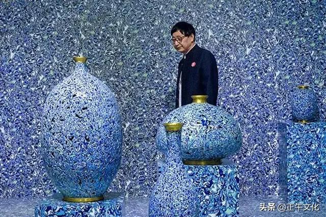 盐设计 · 给雷峰塔穿上铜衣的朱炳仁,用熔铜打造五彩的铜雕艺术