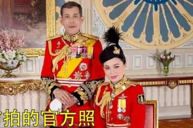 泰国王后早已内定!5年前苏提达诞下皇子,拍完结婚照仍深藏不露