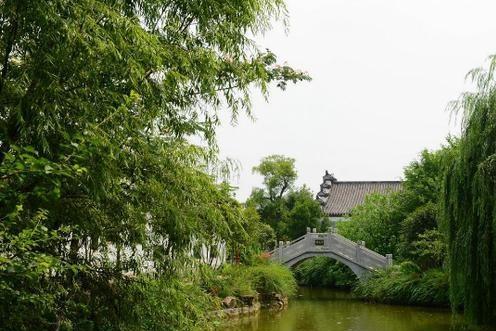 """其中武汉版""""苏州园林"""",一个景区两张门票"""
