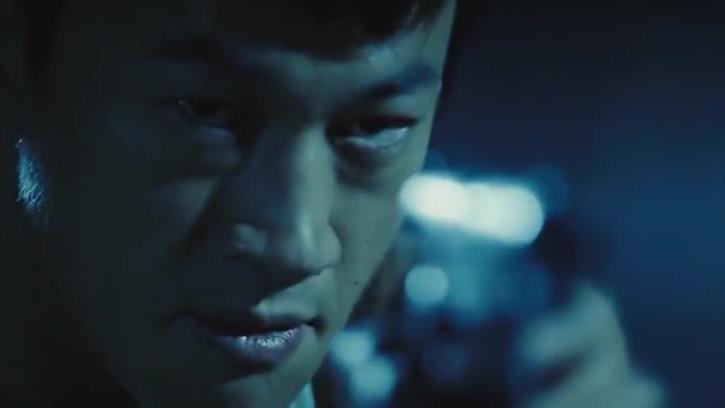 遍地狼烟:国产战争片名场面,何润东太帅了,真是男人中的男人!