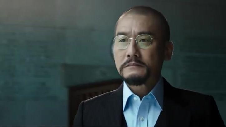 梁家辉气场太强了,李文斌黄袍加身,要当警务处处长!