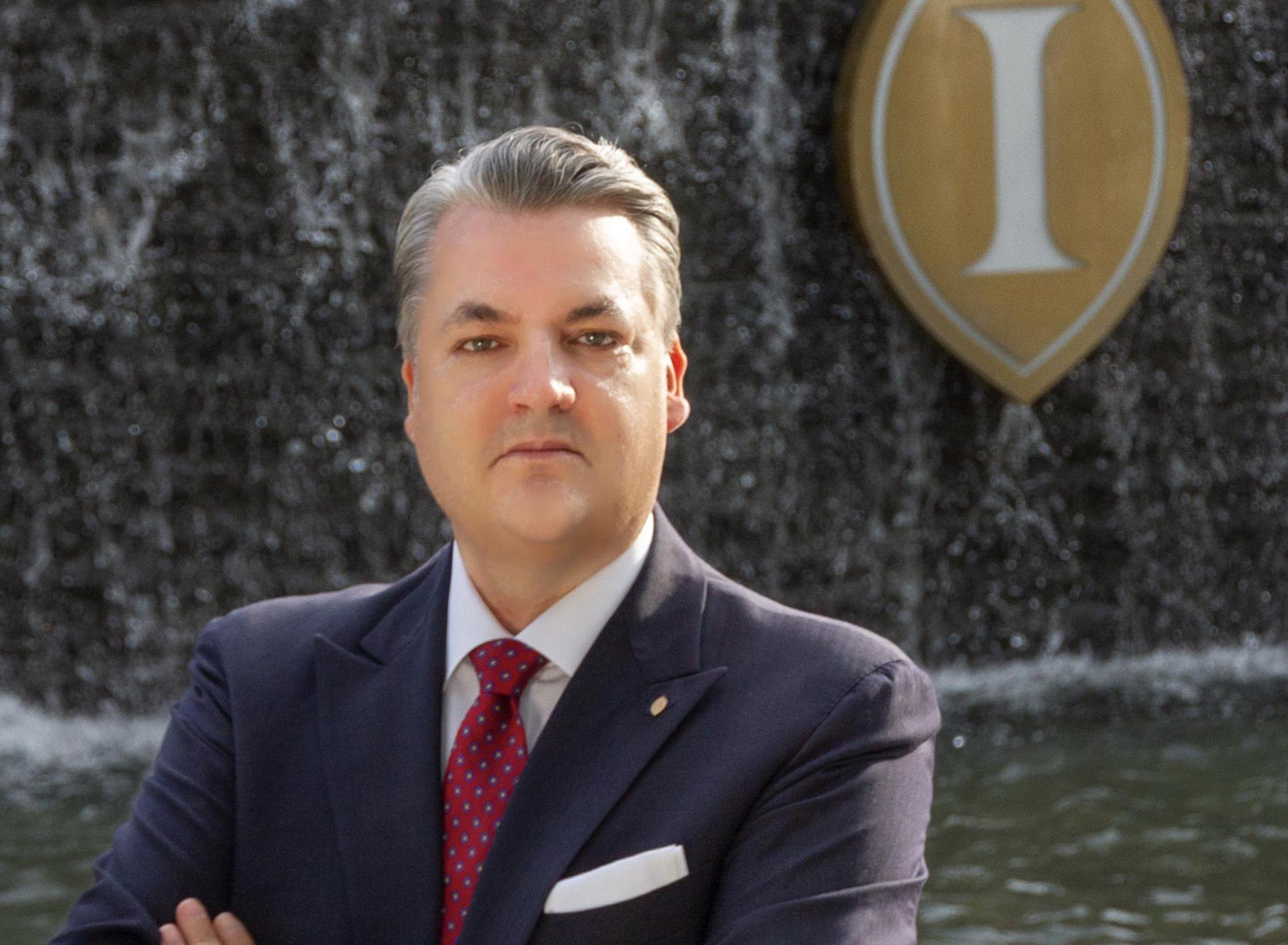 国家会展中心上海洲际酒店任命贺纪斯先生为酒店总经理