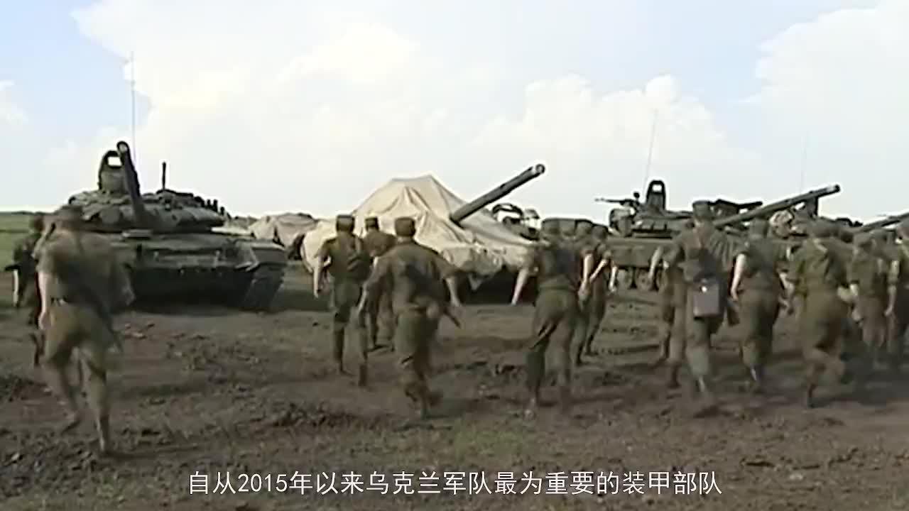 俄乌边境上演经典狙击战,盾牌被2发子弹打穿后,现场留下7具尸体