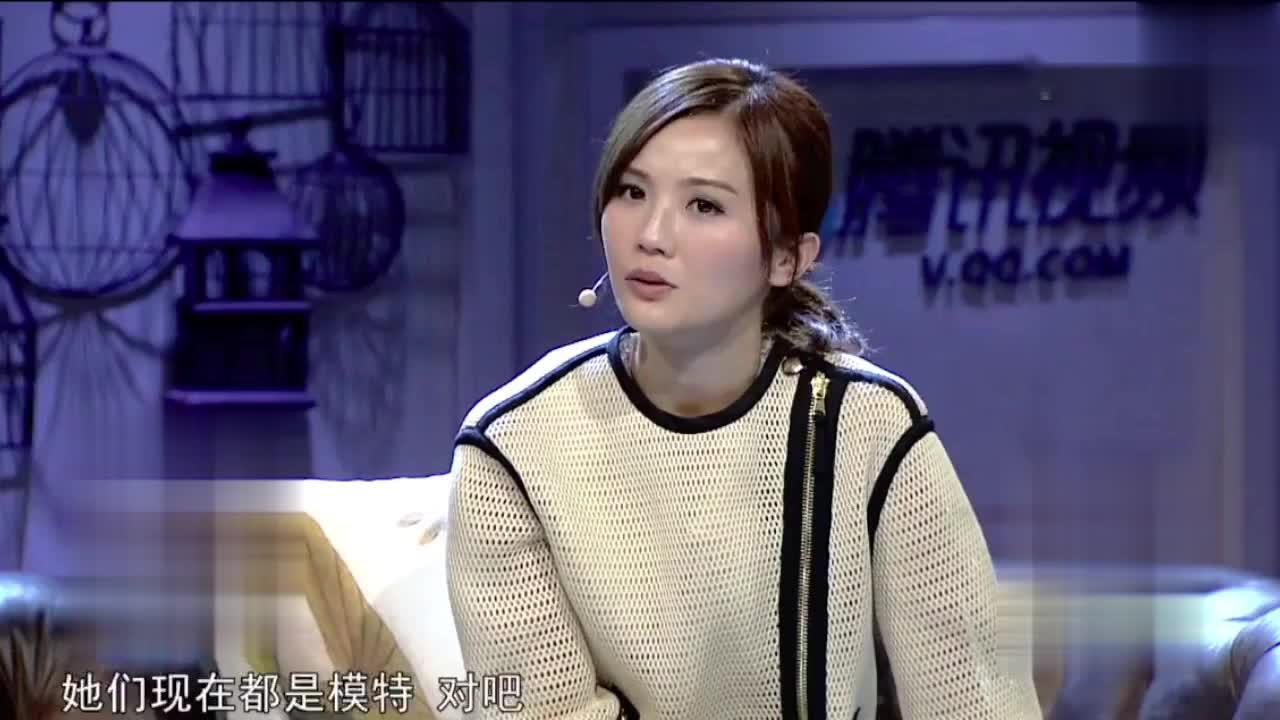 蔡卓妍:我不喜欢做前辈的感觉