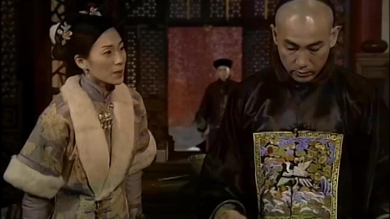 金枝欲孽:安茜恳求孙白扬相助玉莹,怎料被孔武看见,误会大了