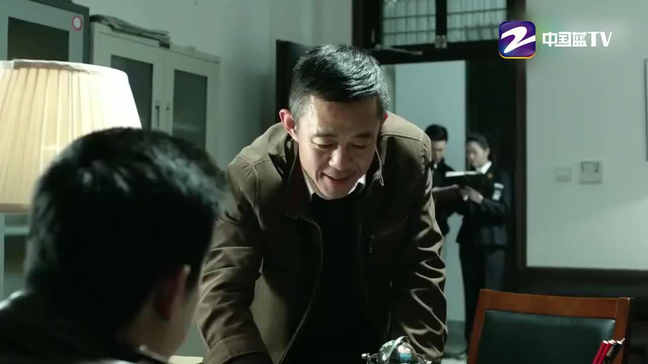 """陆毅遇上""""老狐狸""""较量模式开启上演反腐最强音 群雄飙戏"""