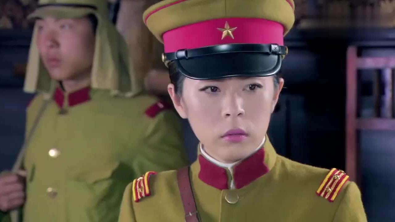 青春烈火:大佐发现小田的枪械不见了,怀疑是琉璃子杀害了小田