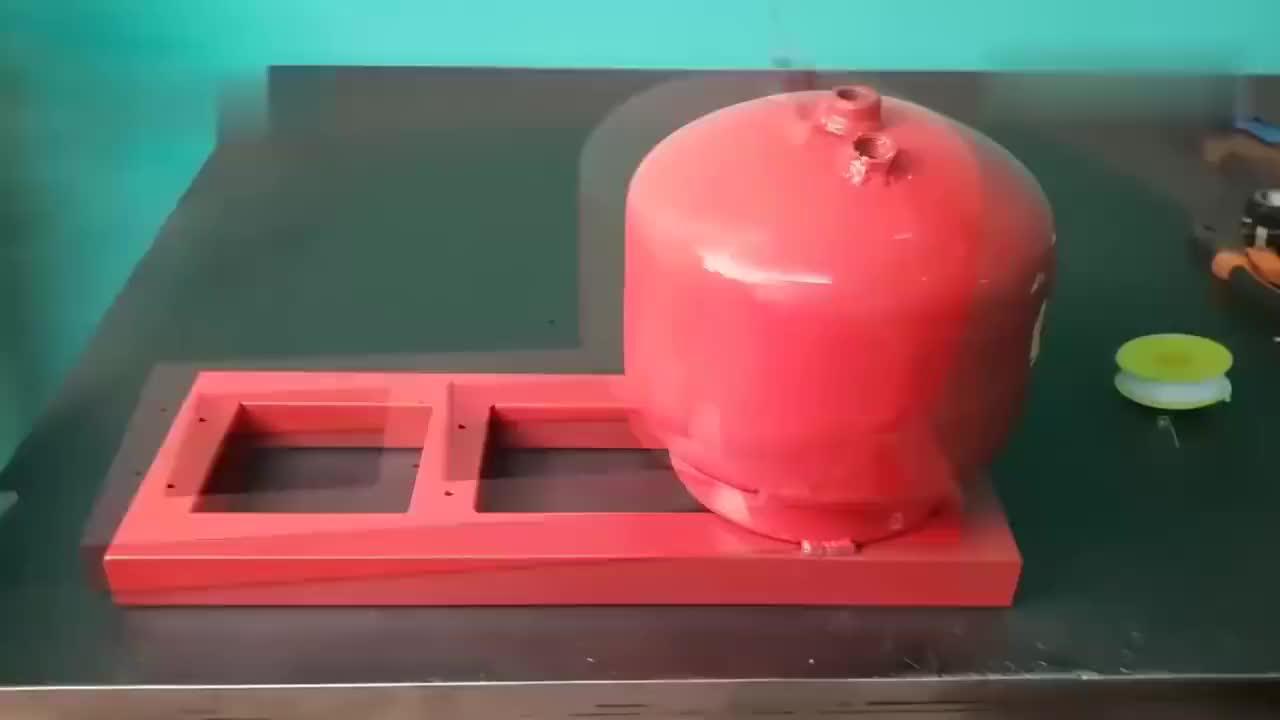 废弃冰箱不要丢,改装成一个空气压缩机也不错哦!
