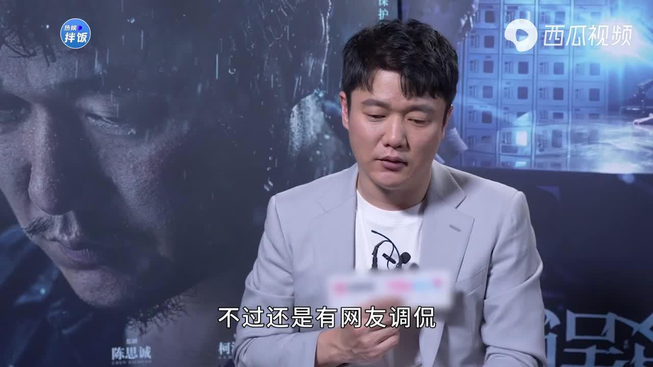 金牌配角廖启智街头摆摊,落魄境遇惹网友心疼?真相却是他在拍戏