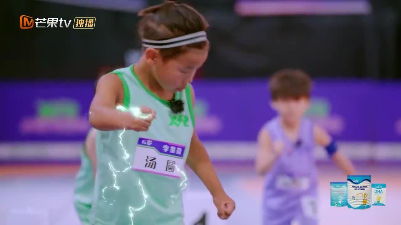 6岁男孩pk短跑,连刘翔都直夸是个好苗子