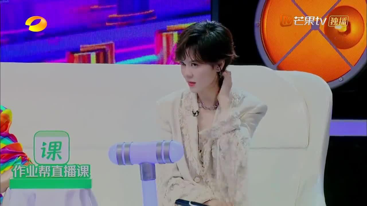 嗨唱:选手标签拥有70亿,谢娜:马云来了?大张伟:跟王菲合唱?