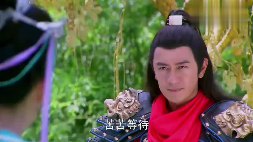 青女将刘枫打倒在铜钱树下,不料竟让武财神归位了,太厉害了!
