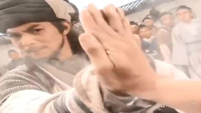 乔峰使出太祖长拳,一出手就破了少林高僧的天竺神功牛了