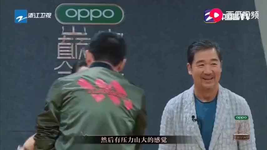 巅峰对决:李冰冰与张国立联手表演,导演陆川受宠若惊压力山大