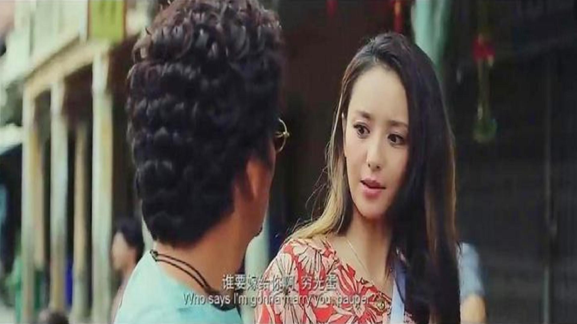 唐人街探案:佟丽娅客串的一分钟,尽显女神风采,真的好美