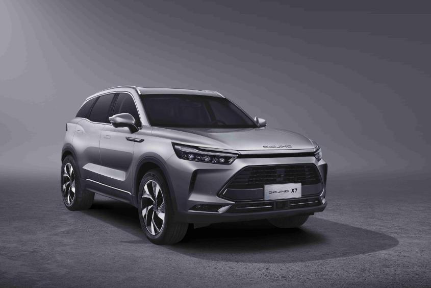 预售10-15万元,BEIJING旗舰X7能成爆款吗? 新车