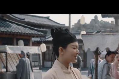 结尾特别的《青簪行》:吴亦凡杨紫互动甜蜜