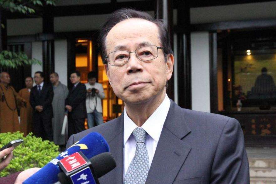日本前首相福田康夫:日本应做中美关系撮合者