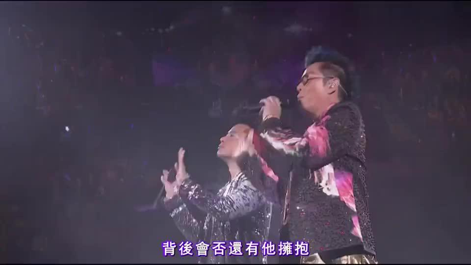 Twins组合的《下一站天后》,被李克勤谭咏麟翻唱,太好听了