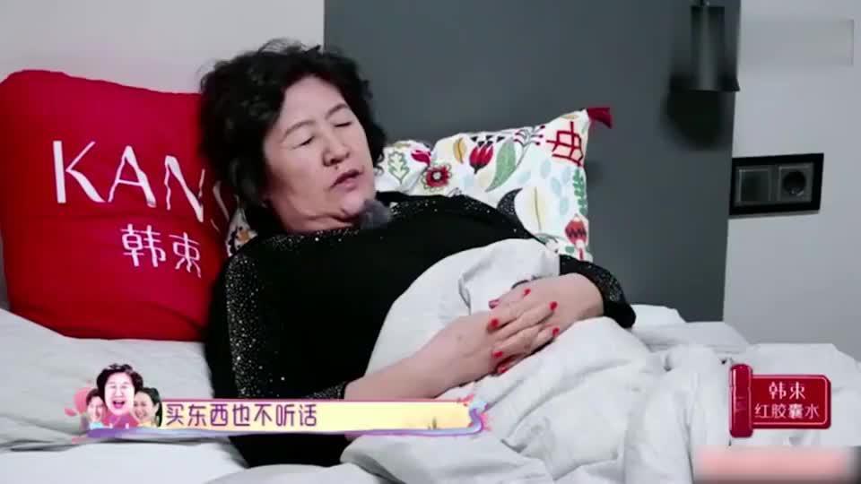钟丽缇与婆婆起了争执,婆婆:当初就不该让你娶她!