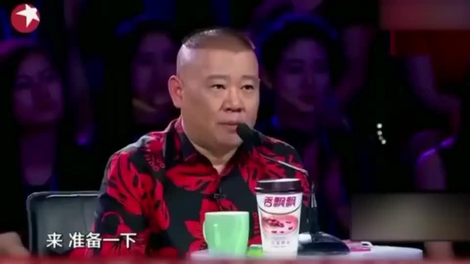 笑傲江湖4:小哥一表演完,冯小刚无奈:我没资格评价你!